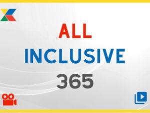 Abbonamento ALL INCLUSIVE 356
