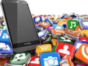 gestione app e social