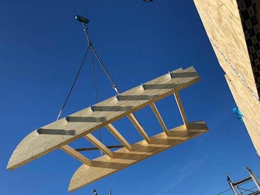 bioedilizia progettare con il legno