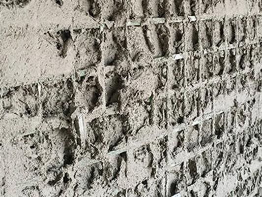 Rinforzo o riparazione di strutture murarie strutturali di tamponamento e partizioni