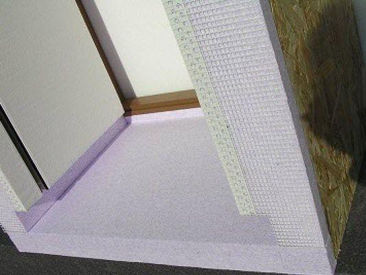 re.pack eliminazione del ponte termico nel foro finestra