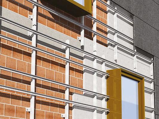 fischer italia la facciata ventilata nel contesto edilizio