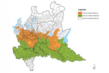 il regolamento di invarianza idraulica e idrologica di regione lombardia